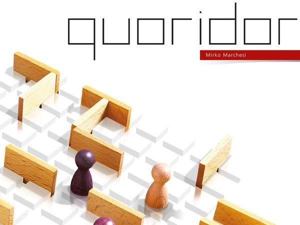 Bild zu Alle Brettspiele-Spiel Quoridor