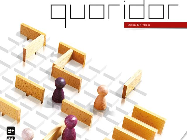 Quoridor Bild 1