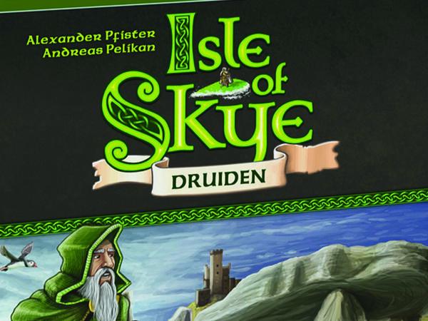 Bild zu Alle Brettspiele-Spiel Isle of Skye: Druiden