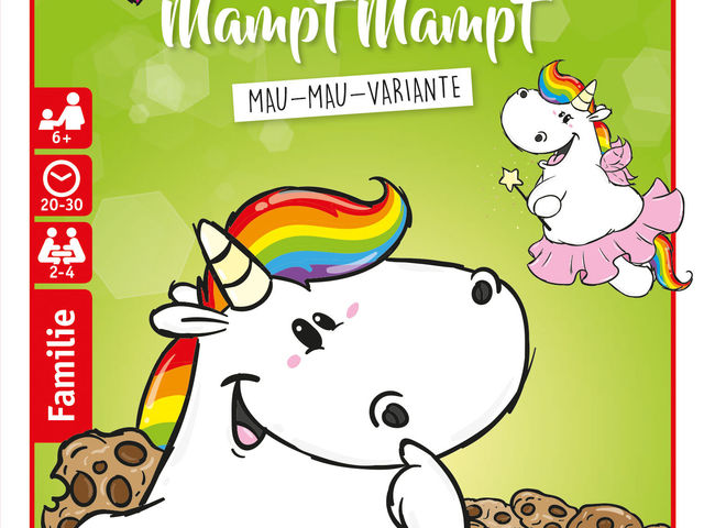 Pummeleinhorn: Mampf Mampf Bild 1