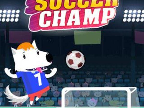Bild zu Action-Spiel Soccer Champ 2018