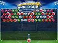 Geschick-Spiel Bubble Shooter World Cup spielen