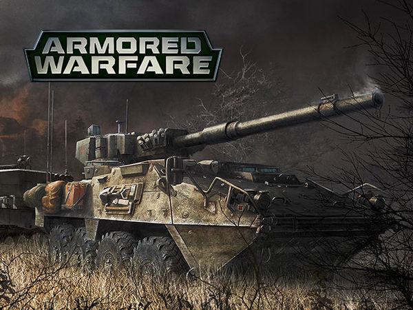 Bild zu Strategie-Spiel Armored Warfare