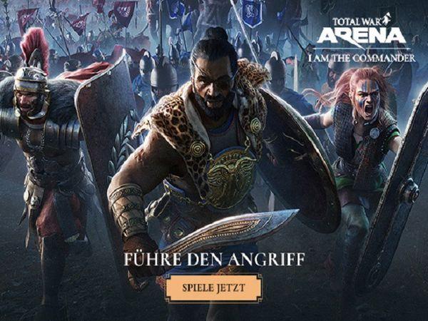 Bild zu Action-Spiel Total War: Arena