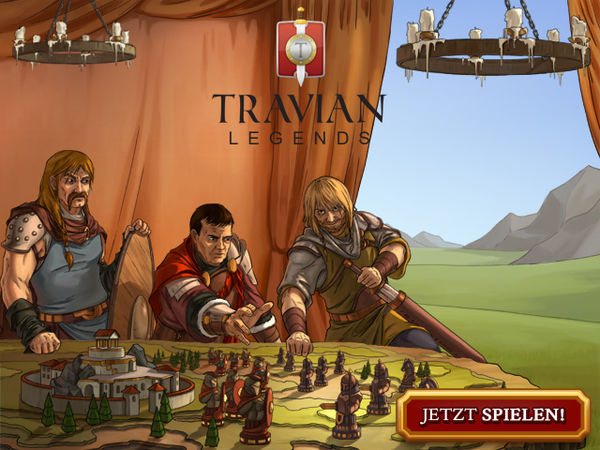 Bild zu Strategie-Spiel Travian: Legends