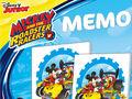 Vorschaubild zu Spiel Memo Game: Mickey and the Roadster Racers