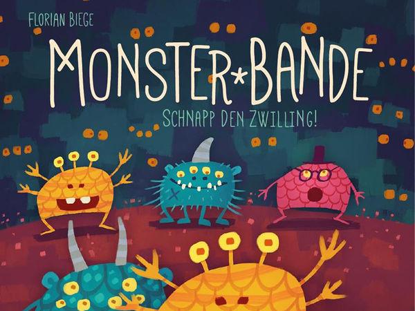 Bild zu Alle Brettspiele-Spiel Monster-Bande