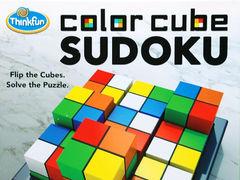 Color Cube Sudoko