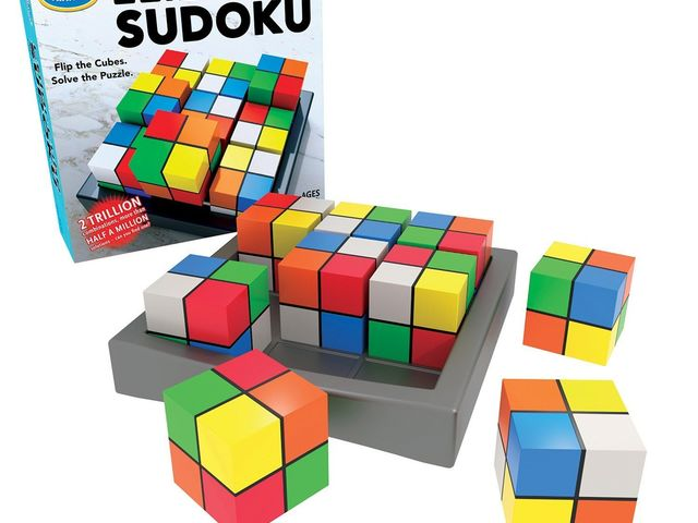Color Cube Sudoko Bild 1