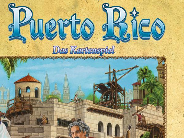 Bild zu Alle Brettspiele-Spiel Puerto Rico: Das Kartenspiel