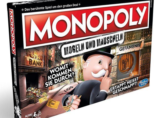Monopoly: Mogeln und Mauscheln Bild 1