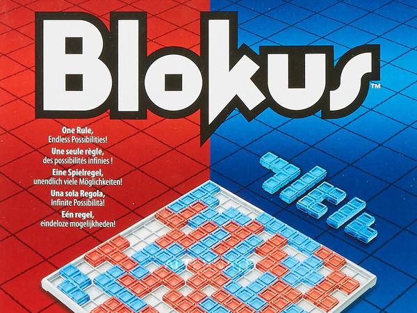 Bild zu Alle Brettspiele-Spiel Blokus: Fast Fun