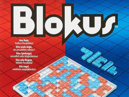 Blokus: Fast Fun