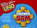 Vorschaubild zu Spiel Uno Junior Feuerwehrmann Sam