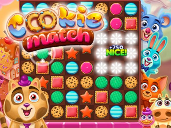 Bild zu Neu-Spiel Cookie Match