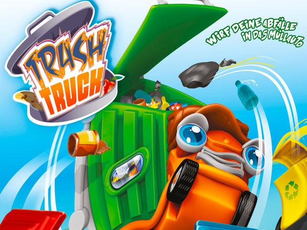Bild zu Alle Brettspiele-Spiel Trash Truck