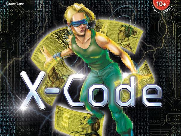 Bild zu Alle Brettspiele-Spiel X-Code