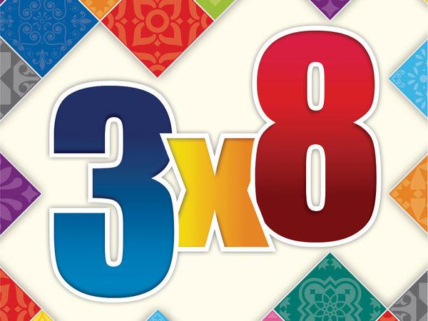 Bild zu Alle Brettspiele-Spiel 3x8