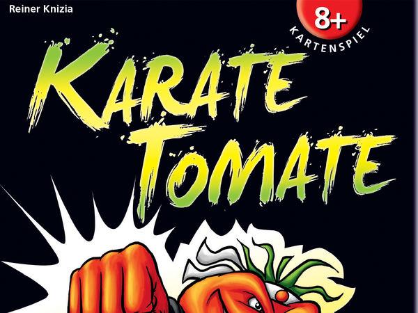 Bild zu Alle Brettspiele-Spiel Karate Tomate