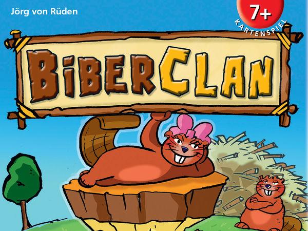 Bild zu Alle Brettspiele-Spiel Biberclan