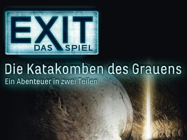 Bild zu Alle Brettspiele-Spiel Exit - Das Spiel: Katakomben des Grauens