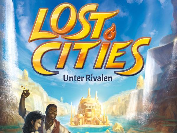 Bild zu Alle Brettspiele-Spiel Lost Cities: Unter Rivalen