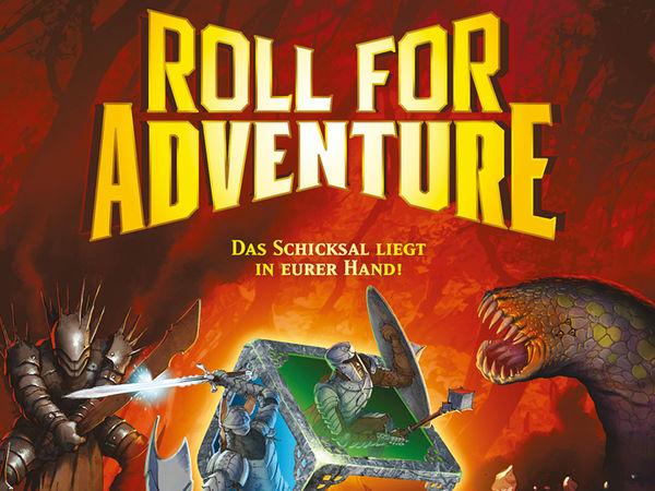 Bild zu Alle Brettspiele-Spiel Roll for Adventure
