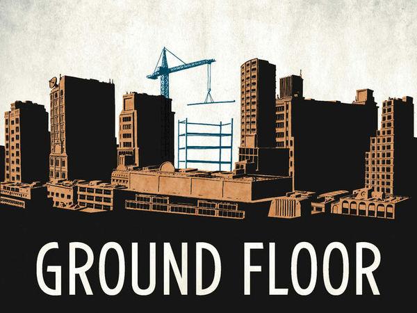 Bild zu Alle Brettspiele-Spiel Ground Floor: Zweite Edition