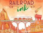Vorschaubild zu Spiel Railroad Ink: Knallrot
