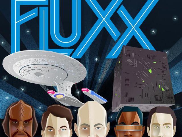 Star Trek: The Next Generation Fluxx Bild 1