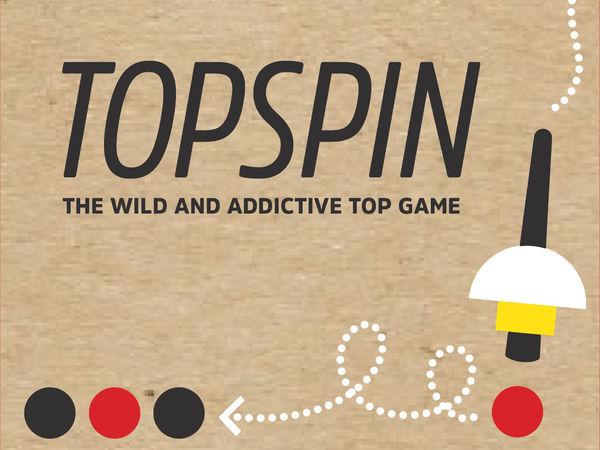 Bild zu Alle Brettspiele-Spiel TopSpin