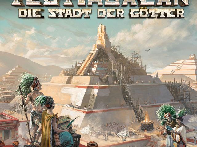 Teotihuacan: Die Stadt der Götter Bild 1