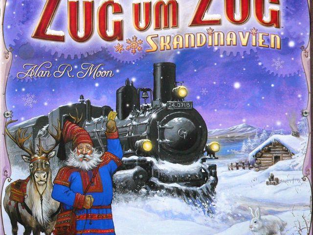 Zug um Zug: Skandinavien Bild 1