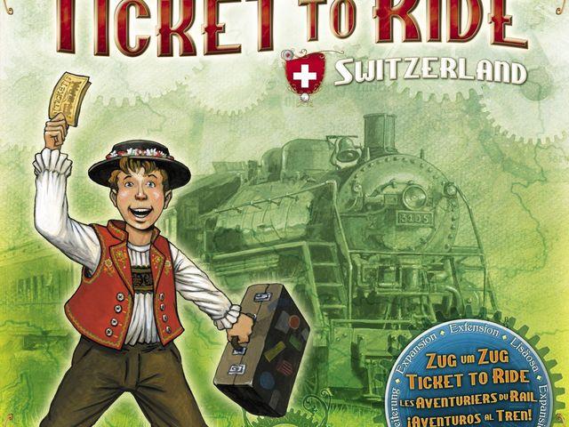 Zug um Zug: Schweiz Bild 1