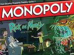 Vorschaubild zu Spiel Monopoly: Rick and Morty