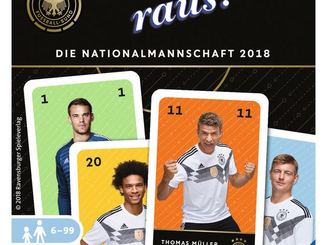 Elfer raus! Die Nationalmannschaft 2018 Bild 1