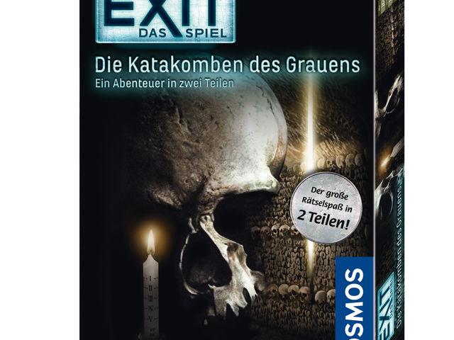 Exit - Das Spiel: Katakomben des Grauens Bild 1