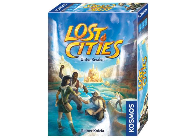 Lost Cities: Unter Rivalen Bild 1