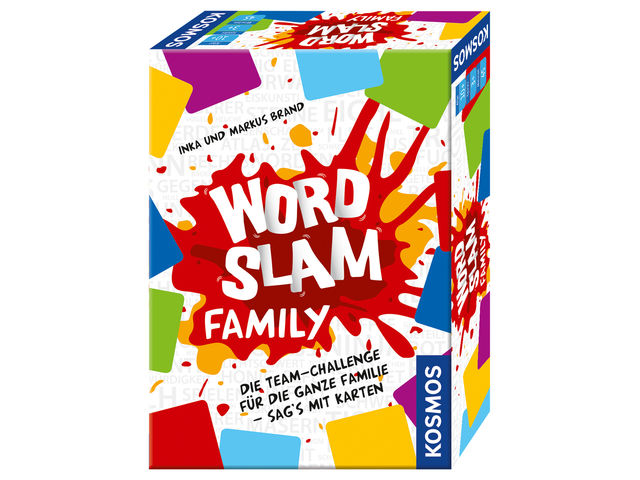 Word Slam Family Bild 1
