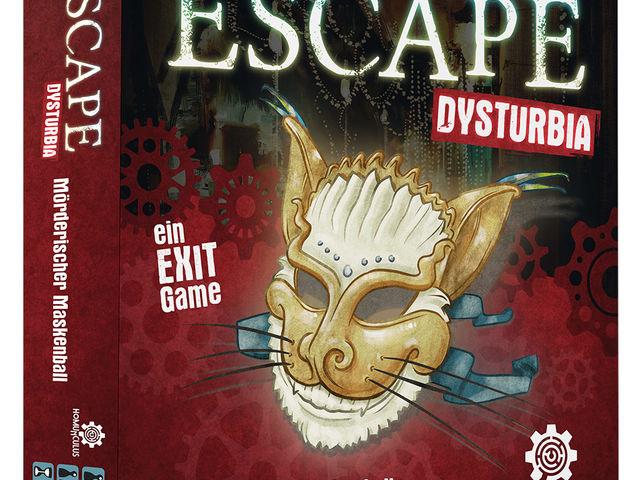 Escape Dysturbia: Mörderischer Maskenball Bild 1
