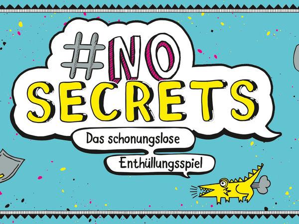 Bild zu Alle Brettspiele-Spiel #no secrets