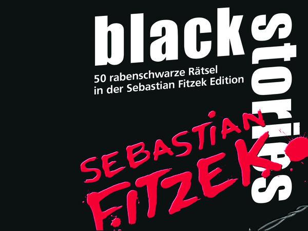 Bild zu Alle Brettspiele-Spiel Black Stories: Sebastian Fitzek Edition