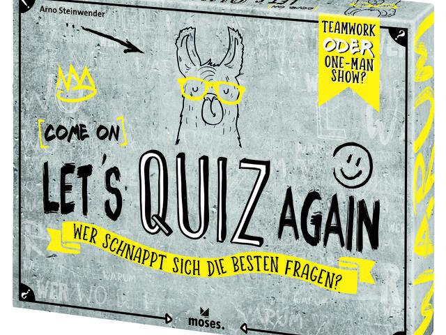 Let's quiz again Bild 1