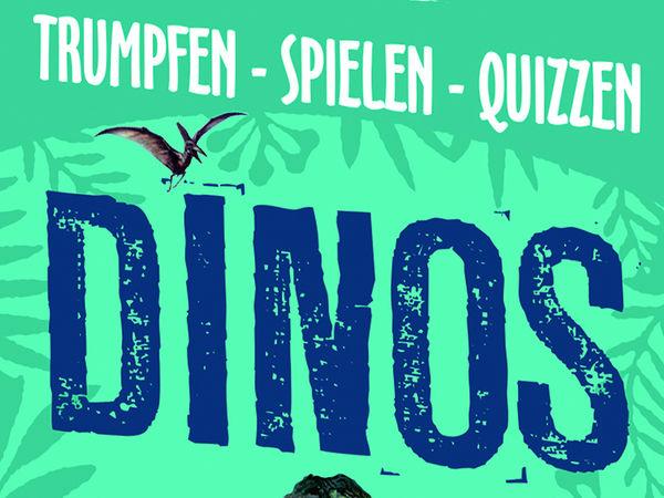 Bild zu Alle Brettspiele-Spiel Trumpfen - Spielen - Quizzen - Dinos