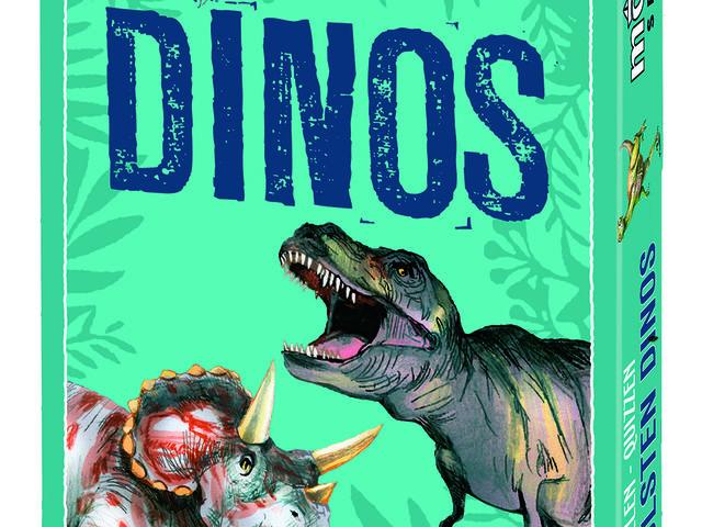 Trumpfen - Spielen - Quizzen - Dinos Bild 1