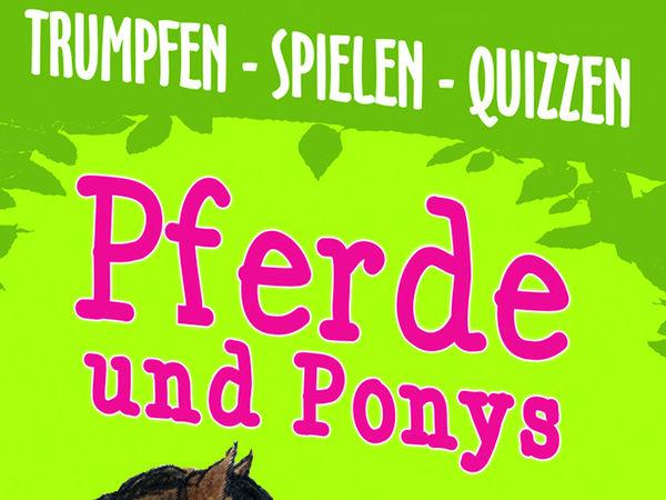 Bild zu Alle Brettspiele-Spiel Trumpfen - Spielen - Quizzen - Pferde und Ponys