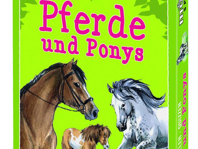 Trumpfen - Spielen - Quizzen - Pferde und Ponys Bild 1