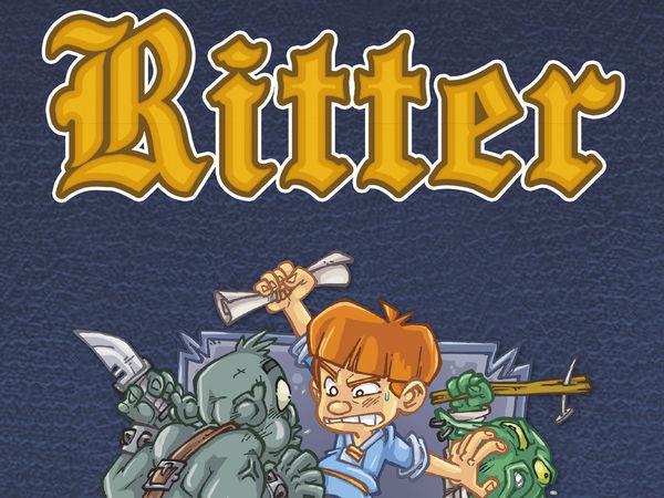 Bild zu Alle Brettspiele-Spiel Ritter: Die Botschaft