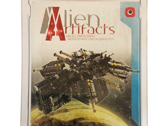Alien Artifacts: Die Entdeckung Bild 1