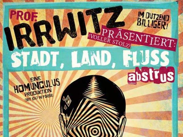 Bild zu Alle Brettspiele-Spiel Prof. Irrwitz präsentiert: Stadt, Land, Fluss abstrus